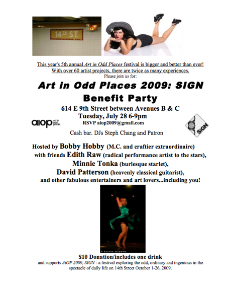 AIOP Benefit Invite